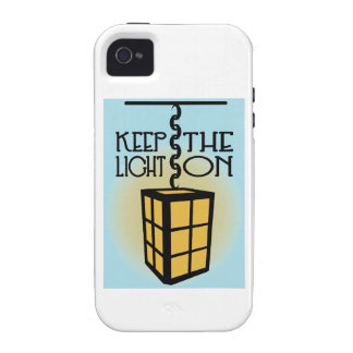 Keep The Light On iPhone 4 Case