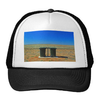 KEEP THE OUTBACK CLEAN TRUCKER HAT