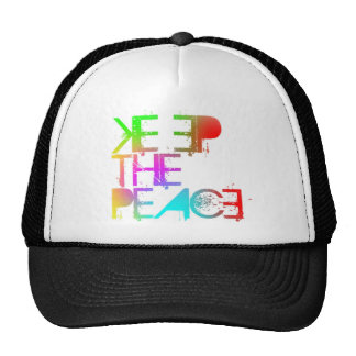 Keep The Peace Hat
