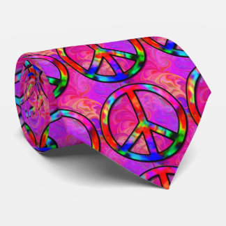 Keep the Peace Neck Tie