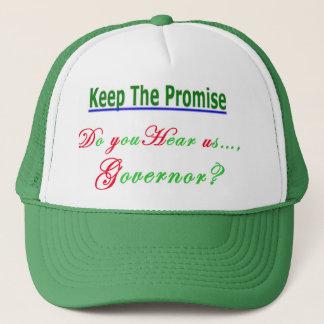 KEEP THE PROMISE headgear Trucker Hat