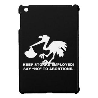 Keep the Storks Employed iPad Mini Cover