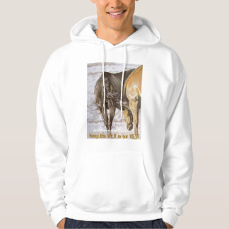 Keep the WILD in our WEST Hoodie