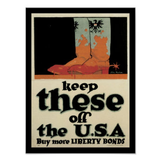 Keep these off the USA Print