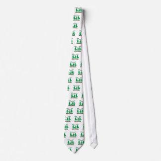 Keep Things Green Tie