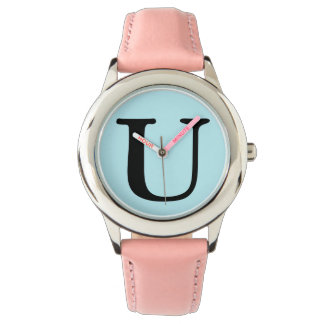 Keep Track Of Time & Tabs With Unwritten Wrist Watches
