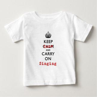 KEEP TUNE BABY T-Shirt