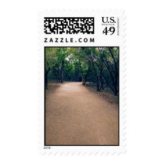 Keep Walking Postage