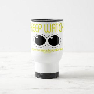 KEEP WATCH - Matt 24:42 Coffee Mug