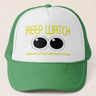 KEEP WATCH - Matt 24:42 Trucker Hat