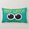 KEEP WATCH - Matthew 24:42 Throw Pillows