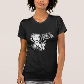 Keep Yo Pants On! - Retro Housewife Shirt