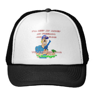 Keep Your Change Trucker Hat