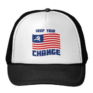 Keep your Change Mesh Hats