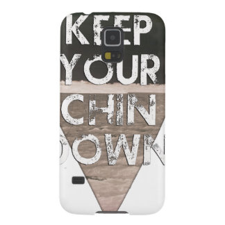 Keep Your Chin Down - since 1914 Galaxy S5 Case