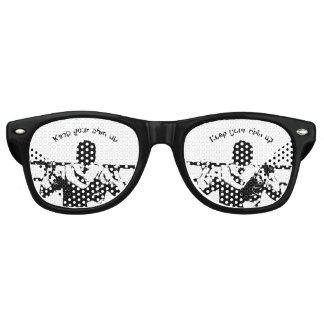 Keep Your Chin Up Wayfarer Sunglasses