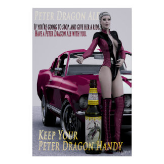 Keep Your Dragon Handy Posters