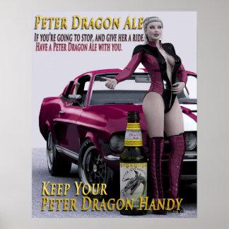 Keep Your Dragon Handy Print