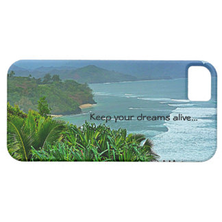 Keep your dreams alive with sweeping landscape iPhone SE/5/5s case