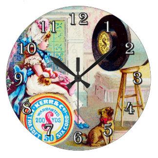 Keep Your Eye On Kerr's Thread Clocks