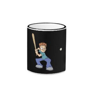 Keep Your Eye On The Ball Mug