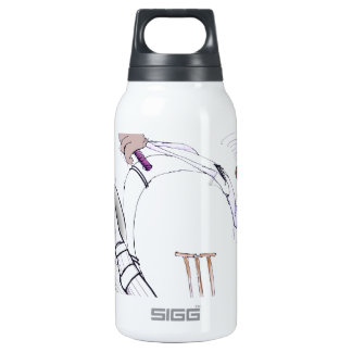 keep your eye on the ball, tony fernandes insulated water bottle