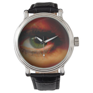 Keep Your Eye On The Time Watch