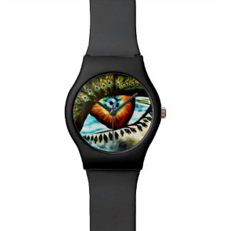 Keep your Eye on the Time Wristwatch