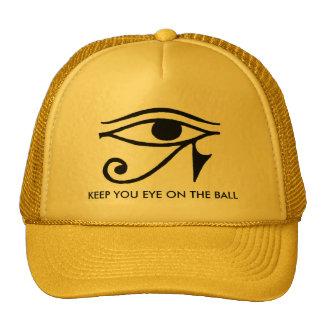 KEEP YOUR EYE OPEN TRUCKER HATS