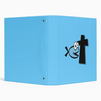 Keep Your Eyes on the Cross Binder