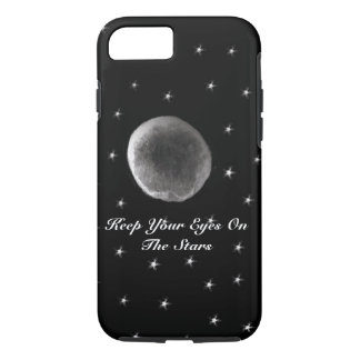 Keep Your Eyes On The Stars Phone Case