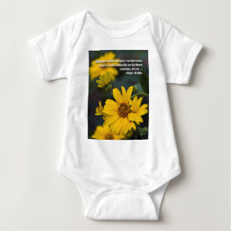 """Keep your face to the sunshine - Russian Baby Bodysuit"