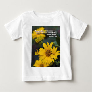 """Keep your face to the sunshine - Russian Baby T-Shirt"