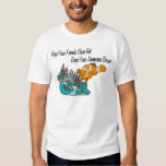 Keep Your Friends Close  Keep Your Anemones Closer Tshirts