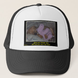 Keep Your Friends Close Trucker Hat