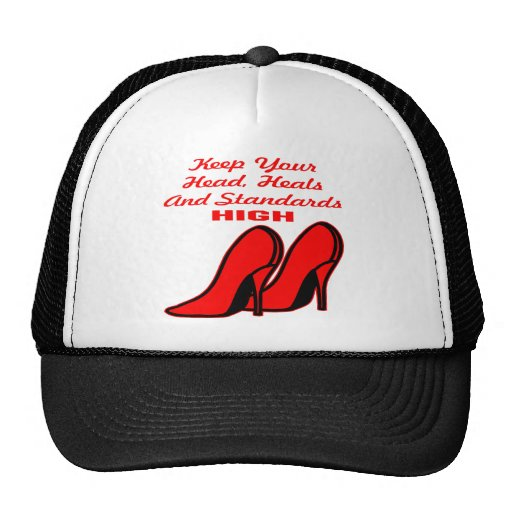 Keep Your Head, Heals And Standards High Hats