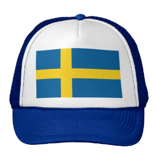 KEEP YOUR HEAD SWEDE TRUCKER HAT