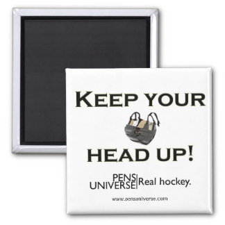Keep Your Head Up Magnet