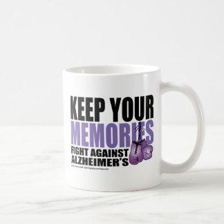 Keep Your Memories Coffee Mug