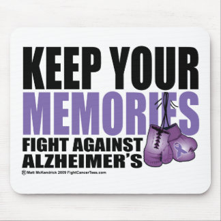 Keep Your Memories Mouse Pad