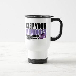 Keep Your Memories Travel Mug