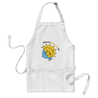Keep Your Sunny Side Up Apron