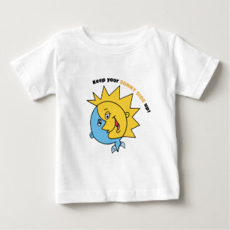 Keep Your Sunny Side Up! Baby T-Shirt
