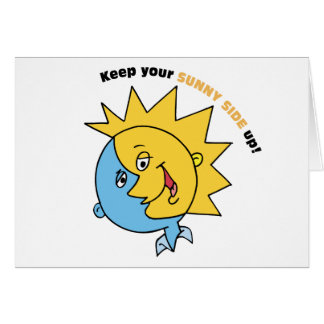 Keep Your Sunny Side Up! Card