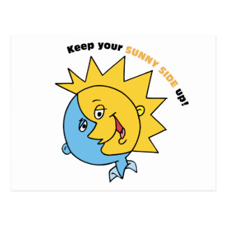 Keep Your Sunny Side Up! Postcards
