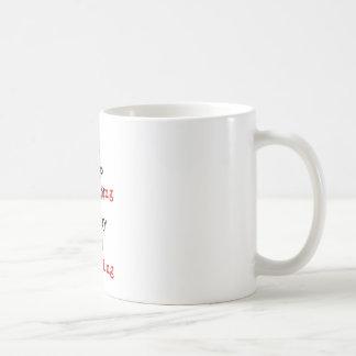 KEEP ZAZZLING COFFEE MUG