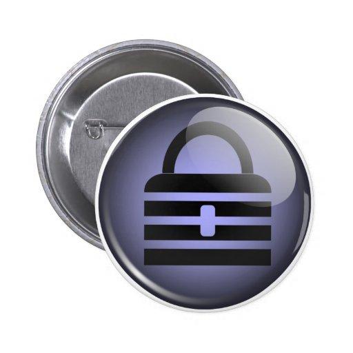 Keepass Button Symbol Buttons