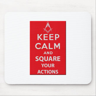 keepcalm mouse pad
