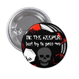 keeper button