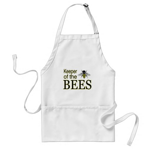 KEEPER OF THE BEES APRONS